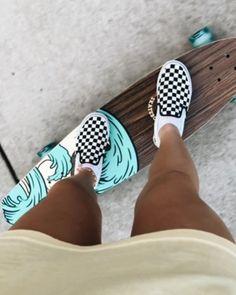 "Dec 2019 - ""qotd-do you skate board? it's so fun! Penny Skateboard, Skateboard Deck Art, Skateboard Design, Sneaker Outfits, Converse Sneaker, Puma Sneaker, Cruiser Skateboards, Cool Skateboards, Skate Long"