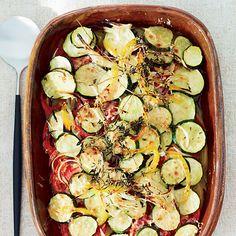 Summer-Vegetable Casserole