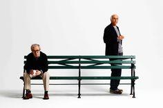 Woody Allen & Larry David