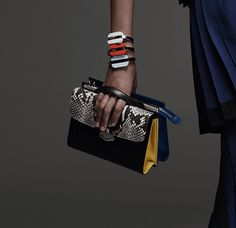 In love with the whole Fendi Resort 2015 Collection