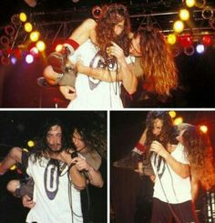 Temple of the Dog Chris Cornell Eddie Vedder