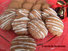 Galletas de Especias (Alemanas Especiales de Navidad)