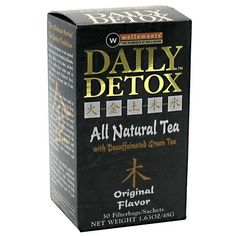 Daily Detox All Natural Tea 30 Bags -- Check this awesome product by going to the link at the image.
