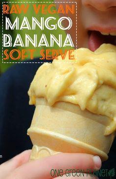 What i eat in a day raw vegan pad thai recipe youtube raw raw mango banana soft serve ice cream vegan forumfinder Choice Image