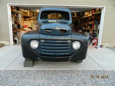 Need help with 48 f2 inner and outer fenders - Ford Truck Enthusiasts Forums