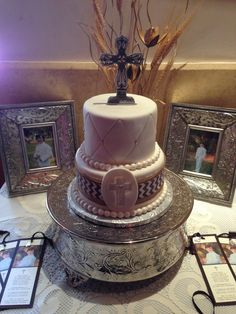 Sweet Dreamz Delights of Miami - Boys Communion Cake
