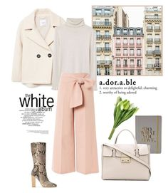"""""""Winter transition"""" by nadi ❤ liked on Polyvore featuring Tri-coastal Design, WALL, Massimo Dutti, Furla, MANGO and Topshop"""
