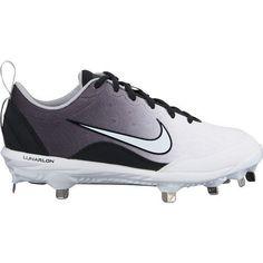 9aa23d76c Nike Women's Lunar Hyperdiamond 2 Pro Softball Cleats (Black/White, Size  11) - Women's Softball Shoes at Academy Sports