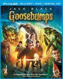 Goosebumps [Includes Digital Copy] [3D] [Blu-ray/DVD] [3 Discs] [Blu-ray/Blu-ray 3D/DVD] [2015], 46369