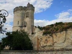 Chateau de treves a chenehutte treves cunault maine et loire