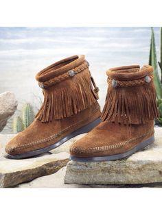 Minnetonka footwear online te koop bij www.stylebird.nl
