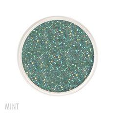 Mint Glitter