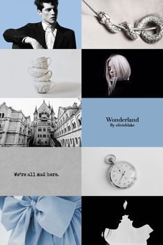 """Fanfiction Aesthetic: Tom Riddle x Narcissa Black 