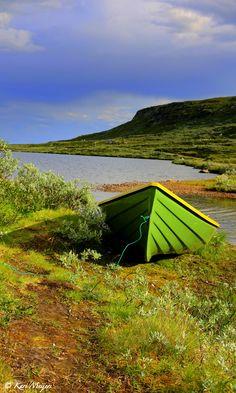 Jotunheimen - Norway   © Kari Meijers
