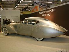 Delage D8 120 S (1937)