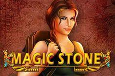 Magic Stone - Wieder einmal entführt Bally Wulff die Spieler bei #MagicStone in eine geheimnisvolle Zwischenwelt. Produktionen wie Magic Book oder The Shaman King machten diesen Drang natürlich schon mehrmals deutlich. https://www.spielautomaten-online.info/magic-stone/