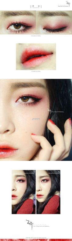 Korean make up                                                                                                                                                                                 More