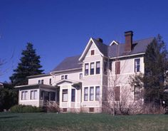 E.K. Romeyn House, Keeseville, NY. Queen Anne, 1885 :: Adirondack Architectural Heritage Collection