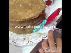 Receta de tarta de primer cumpleaños (sin azúcar, sin leche)   Aplicando BLW Pudding, Desserts, Food, Youtube, Birthday Cakes, Tart Recipes, Milk, First Birthdays, Food Cakes