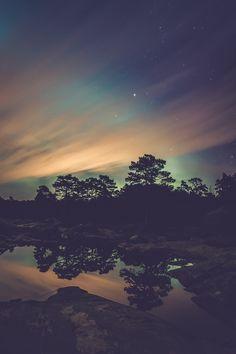 "lsleofskye: "" Night Clouds """