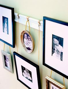 20 Ideas for Family Picture Displays | Midwest Living