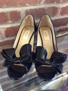 9b9c71d0c Valentino 36.5 Heels Price   175 Retails   695. Plum Consignment