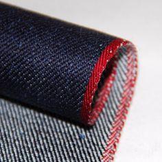 Premium Selvedge denim craft on canton mills!heavy weight and head quality just for denimfreak! Japanese Selvedge Denim, Japanese Denim, Denim Fabric, Cotton Fabric, Denim Crafts, Fabric Suppliers, Raw Denim, Guangzhou, Denim Fashion