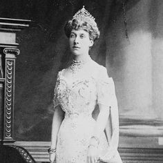 The Daily Diadem: Princess Marie Louise's Scroll Tiara | The Court Jeweller