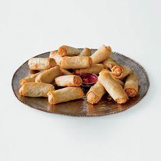 Goat Cheese & Chorizo Rolls // More Recipes with Chorizo: http://www.foodandwine.com/slideshows/chorizo/1 #foodandwine
