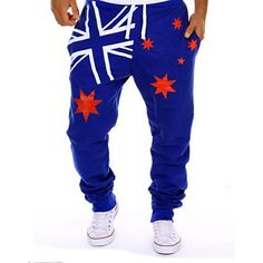 72f41d39f92b Men s Active Active Sweatpants Relaxed Pants Print 2018 -  12.99 Stylish  Mens Outfits