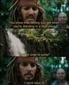 pirates of the caribbean quotes | Pirates of the Caribbean: On Stranger Tides #PoC4 #Captain Jack ...