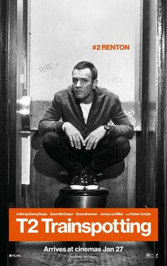 Ewan McGregor makes a return to THAT toilet in Trainspotting 2 posters