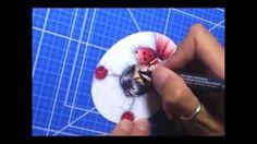 Scrap made in Italy n.6: Colorazione Copic con Franz (Tutorial)