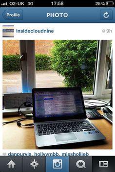 #deskagram #office #work #instagram