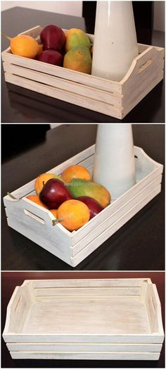 pallets food serving trays