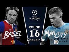 Fc Basel Vs Manchester City Champions League
