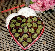 valentine's box of weed