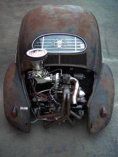 Damn look at that motor. #bug