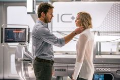 Sony and NASA to send Passengers movie to space for astronauts   Passengers starring Chris Pratt and Jennifer Lawrence is coming to theaters later this month. It follows two strangers on a 120-year journey to another planet; however their hibernation pods have woke them up too early. 90 years too early. Sony and NASA have partnered up to supply the movie to astronauts inside the International Space Station thats orbiting Earth.  The world premiere of the film will be next week and thats when…
