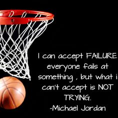 Trendy sport poster ideas basketball michael jordan The idea of sport is a Motivational Basketball Quotes, Golf Quotes, Sport Quotes, Team Quotes, Athlete Quotes, Nike Quotes, Leadership Quotes, Quote Backgrounds, Wallpaper Quotes