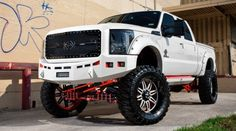 2012 Ford F-250 Super Duty Lariat exactly how id want it!!! Right color right lift, wheels, grill, and rims