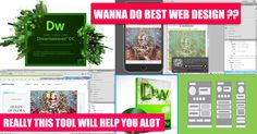 Adobe dreamweaver cc is a tool to easily design an individual web pages or complete web sites and it's elements.