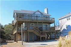 Oceanside Outer Banks Rentals   Ocean Sands Rentals   It doesn't get better than this!