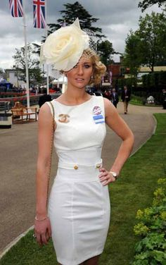 Photos  Fashionable (or not) Royal Ascot hats Royal Ascot Ladies Day 5a1526c41e66
