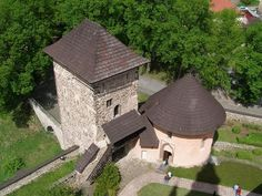 Slovakia, Kremnica - Ossuary of St. Mesto, Gazebo, Outdoor Structures, Photography, Kiosk, Photograph, Pavilion, Fotografie, Photoshoot