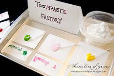 Dentist and Teeth {Lesson Plan}