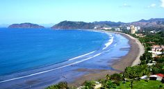 Look at this. Jaco Beach is a well-known haven for beginners and advanced surfers alike... Jaco, Costa Rica. vma.