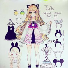 My OC Jojo...I'll finish all my OC refs eventually... ༼ つ ◕_◕ ༽つ And thanks for the positive feedback on my meettheartist~ I know I did it kinda late ;;_; - -#copic #multiliner #micronpen #copicmarkers #bristolpaper