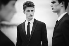 Arthur Gosse, Jester White & Janis Ancens for Zara Spring Summer 2014  Bet this is what that young Kennedy is wearing.