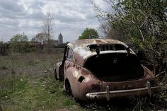 """Packard """"graveyard"""""""
